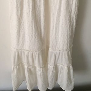 Cherokee Dresses - Cherokee little girls white dress     Size 7/8